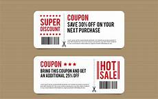 Coupon Images Free 16 Discount Coupon Examples In Psd Ai Eps Vector