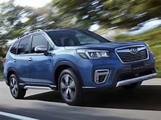 2019 Subaru Forester Design by New Subaru Forester Scores Major Design Award Torque News