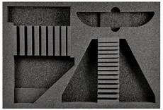 Werkzeugwagen Einlagen Leer by Sw Stahl Schaumstoffeinlage Z2500 Einlage2