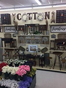 country chic home decor cotton hobby lobby merchandising d245