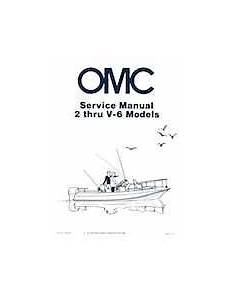 90hp 1982 E90tlcn Evinrude Outboard Motor Service Manual