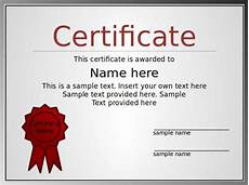 Powerpoint Certificate Of Appreciation 7 Powerpoint Certificate Templates Ppt Pptx Free