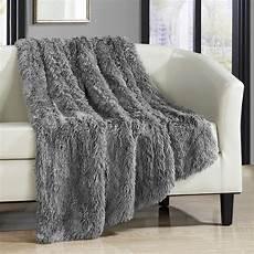 chic home elana ultra plush shaggy faux fur micromink