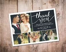 Wedding Thank You Card Examples Free 14 Wedding Thank You Cards In Psd Ai Eps Vector