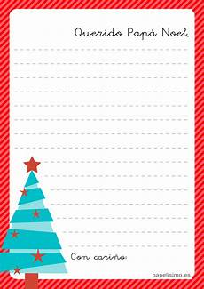 Cartas Para Papa Noel Carta Pap 225 Noel Para Imprimir Biling 252 E Espa 241 Ol Ingl 233 S