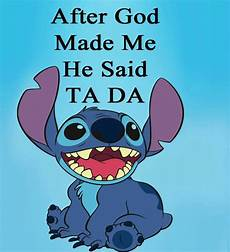 me some stitch lilo and stitch quotes