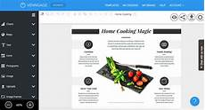 Create A Pamphlet Online Free Online Brochure Maker Make Your Own Brochure With Venngage