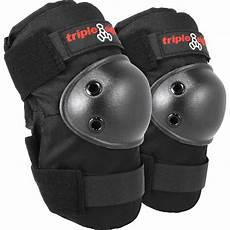 Triple 8 Knee Pads Size Chart Triple 8 Savers High Impact 3 Pack Jr Skateboard Pads Kids