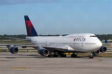 Delta Airlines Graphic Designer Delta Just Canceled The Final 747 Flight From Detroit