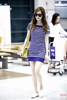 snsd seohyun airport fashion official korean fashion