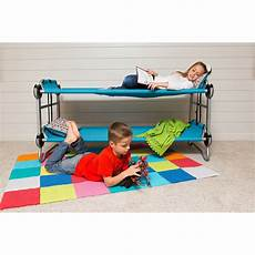 disc o bed youth kid o bunk with organizers missouri