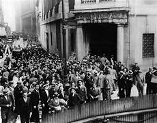 Causes Of The Great Depression What Was The Great Depression