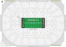 Anaheim Ducks Arena Seating Chart Honda Center La Afl Arena Football Best Partial
