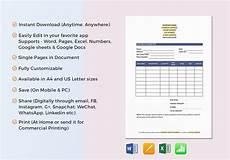Price Quotation Template Price Quotation Template In Word Excel Google Docs