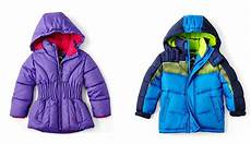 youth winter coats clearance jcpenney winter clearance puffer jackets for 11 99