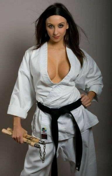 Femle Martial Artist Naked