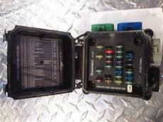 Freightliner M2 No Brake Lights 2006 Used Freightliner Business Class M2 112 Fuse Panel