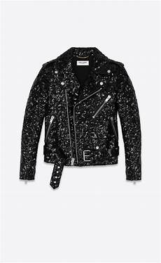 motorcycle clothes for sequin laurent classic motorcycle jacket in black leather