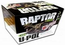 u pol raptor bed liner