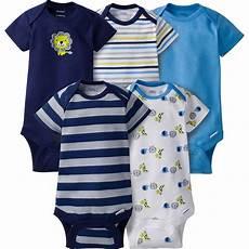 sleeve onesies 5 pack boys jungle onesies 174 brand sleeve bodysuits