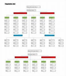 Large Company Organizational Chart Large Organizational Chart Template 17 Free Word Pdf
