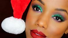 makeup christmas makeup tutorial ellarie