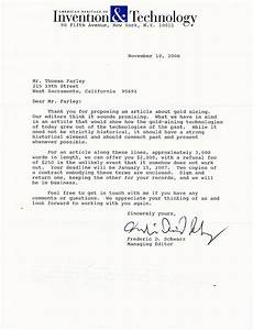Award Acceptance Letter Example Throwback Thursday An Acceptance Letter From The Past