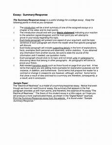 Examples Of A Summary Essay 003 Mla Summary Template Technology In Classroom Article