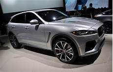 Jaguar Suv 2020 by 2019 Jaguar F Pace Svr Price Design Arrival 2019 2020