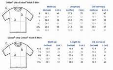 Gildan Youth Medium Size Chart Crozet Gazette T Shirts Crozet Gazette