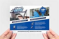 Cleaning Flyer Template Cleaning Service Flyer Template In Psd Ai Amp Vector