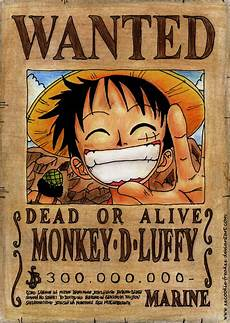 One Piece Wanted Poster 66 One Piece Wallpaper Wanted On Wallpapersafari