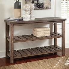 Rustic Wood Sofa Table 3d Image by Distressed Sofa Console Table Rustic Sofa Decor Pallet