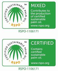 Rsp Po Information On Sustainability With Focus On Raw Materials
