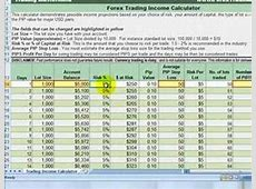 Forex Calculator   How Much Money Can You Make in Forex