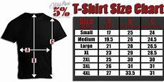 Universal T Shirt Size Chart 5 Nutrition T Shirt Love It Kill It Black White 2