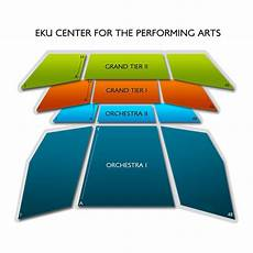 Eku Center For Arts Seating Chart Eku Center For The Performing Arts Seating Chart Vivid Seats