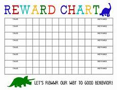 Child Incentive Chart Printable Reward Chart The Girl Creative