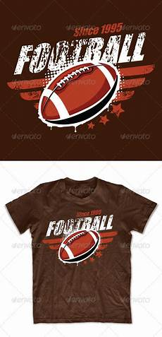 Football T Shirt Designs Grunge Football T Shirt Design By Seniors Templates