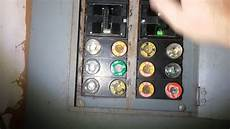 How Do You Change A Fuse In Christmas Lights How To Change Fuses In An Old Home Panel Youtube