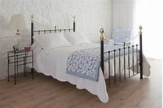 the story the wrought iron bed company