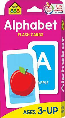 Letter Flashcards Alphabet Flash Cards Letter Flash Cards By School Zone