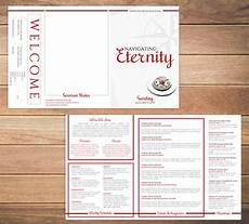 Church Service Bulletin Template Free Church Bulletin Templates 8 Professionally Designed
