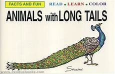 Little Animals With Long Tails Animals With Long Tails Exodus Books