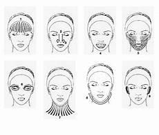 Facial Techniques Chart Shiseido Facial Steps Shiseido Shiseido