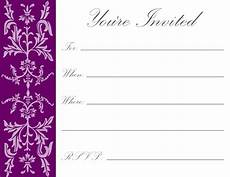 Birthday Invitation Card Maker Free Printable Printable Birthday Invitations