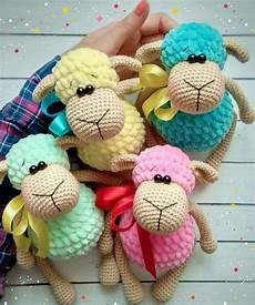 sheep toys plush amigurumi free crochet pattern only
