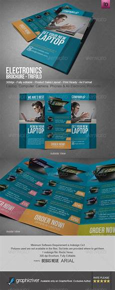 Electronic Brochure Software Electronic Sales Brochure Tri Fold By Blogankids