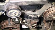 Service Manual Remove A Tensioner For A 2000 Nissan