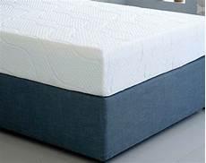 hybrid cool blue 17 5cm reflex memory foam mattress cfs